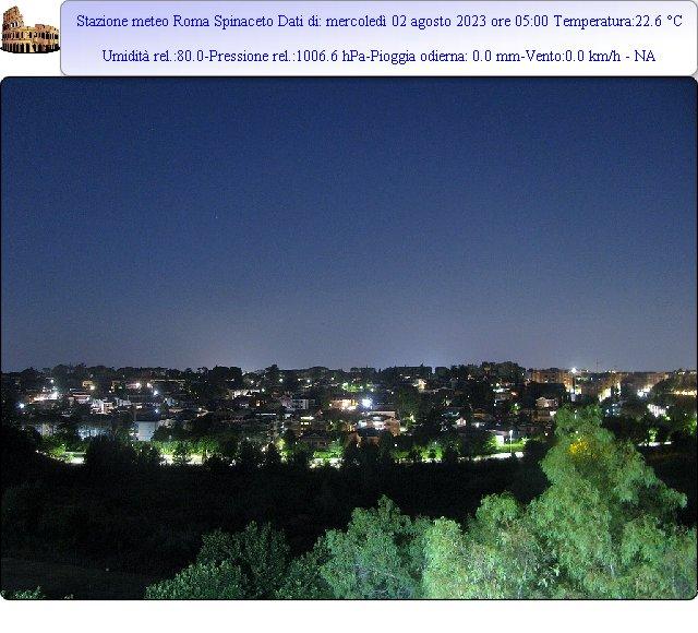 foto ore 05:00
