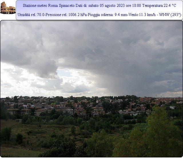 foto ore 18:00
