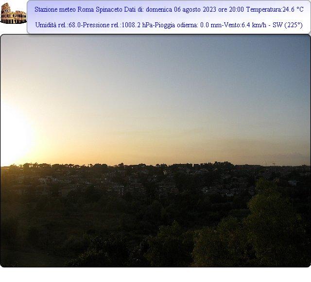 foto ore 20:00