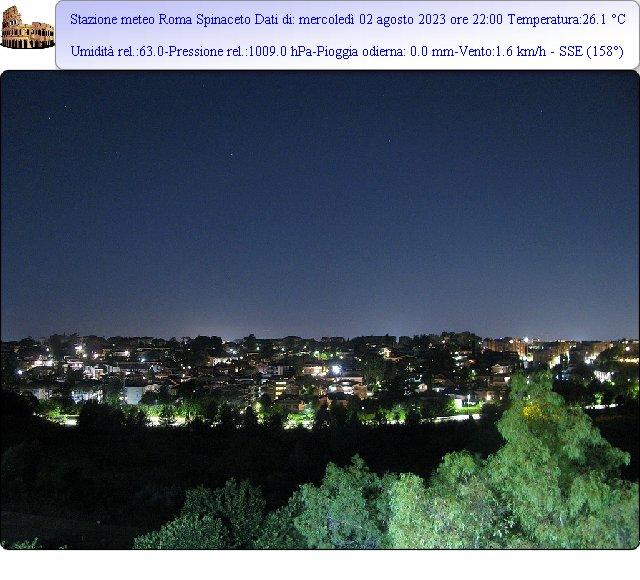 foto ore 22:00