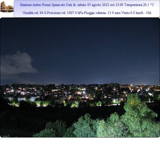 foto ore 23:00